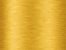 Golden aluminium texture Royalty Free Stock Image