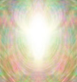 Golden Angel Aura Background Royalty Free Stock Images