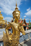 Golden Angle in Bangkok Royalty Free Stock Photography