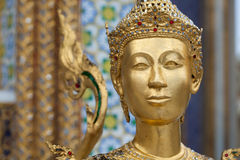 Golden Angle in Thailand Royalty Free Stock Image