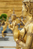 Golden Angle in Thailand Stock Photography