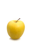Golden Apple. Food & Drinks - Fruits. Golden apple isolated on white background Stock Images