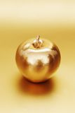 Golden apple Royalty Free Stock Photos