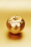 Golden apple Royalty Free Stock Photos