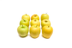 Golden Apples Royalty Free Stock Photo