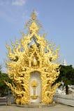 Golden arch Royalty Free Stock Photos