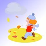Golden Autumn Stock Photos