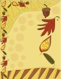 Golden Autumn Background Royalty Free Stock Image