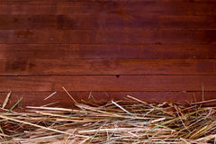Golden autumn fall hay straw texture background wallpaper Stock Photos