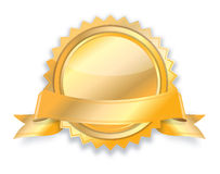 Golden award Stock Photo