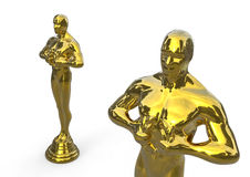 Golden awards Stock Photos
