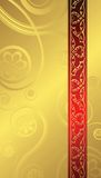 Golden Background 1-2 Stock Images