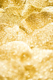 Golden background Royalty Free Stock Photography