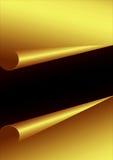 Golden background. Beautiful golden background for designer Stock Photos