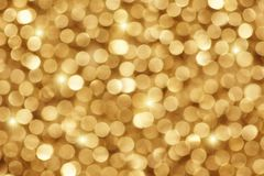 Golden background. Royalty Free Stock Photo