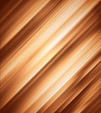 Golden background. Blank golden background with shiny lights - ready to use vector Royalty Free Stock Image