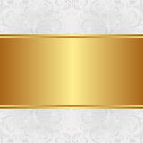 Golden background Stock Photos
