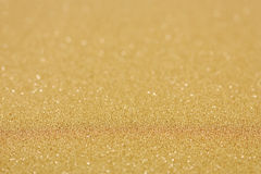 Golden background Stock Image