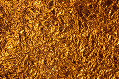 Golden background. Golden of color for background Stock Images
