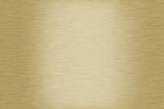 Golden Background. Gold or Brass use as a Background Royalty Free Stock Image