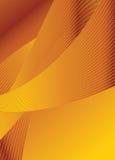 Golden background. Illustration of golden design background Royalty Free Stock Photos
