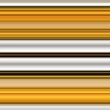 Golden background with lines, elegant design. Golden background with silver hues and lines, abstract background Stock Images