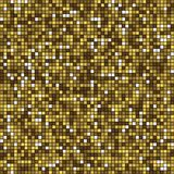 Golden background Vector illustration Royalty Free Stock Images