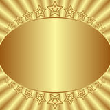 Golden background Royalty Free Stock Photo