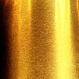 Golden background. Texture with some fine grain in it Stock Photography