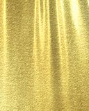 Golden background. Texture with some fine grain in it Royalty Free Stock Photography
