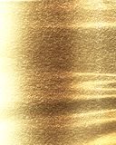 Golden background. Texture with some fine grain in it Royalty Free Stock Photos