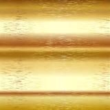 Golden background Vector metal scratch Stock Photo