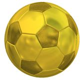 Golden ball Royalty Free Stock Photo
