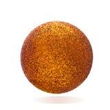 The Golden Ball. Royalty Free Stock Photos