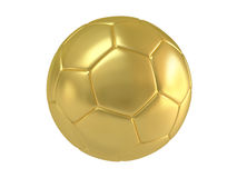 Golden ball Stock Photos