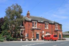 Golden Ball pub Pilling Preston Lancashire Stock Images