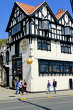 Golden Ball, Scarborough. Royalty Free Stock Image
