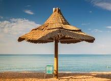 Golden beach in Eilat Stock Image