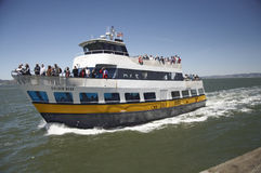 Golden Bear ferry Stock Images