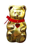 Golden bear Royalty Free Stock Photo