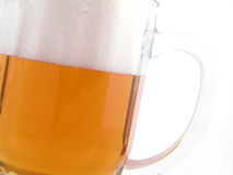 Golden beer Royalty Free Stock Photography