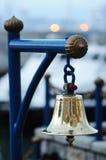 Golden bell. Stock Image