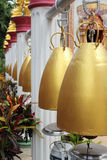 Golden bell. Stock Photography