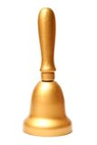 Golden bell Royalty Free Stock Photography