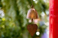 Golden bell. Stock Photos