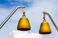 Golden bell Stock Photos