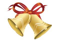 Golden Bell Stock Image