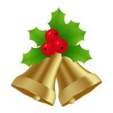 Golden bells Royalty Free Stock Image