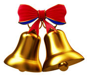 Golden bells Stock Photos
