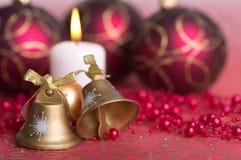 Golden bells Stock Photo